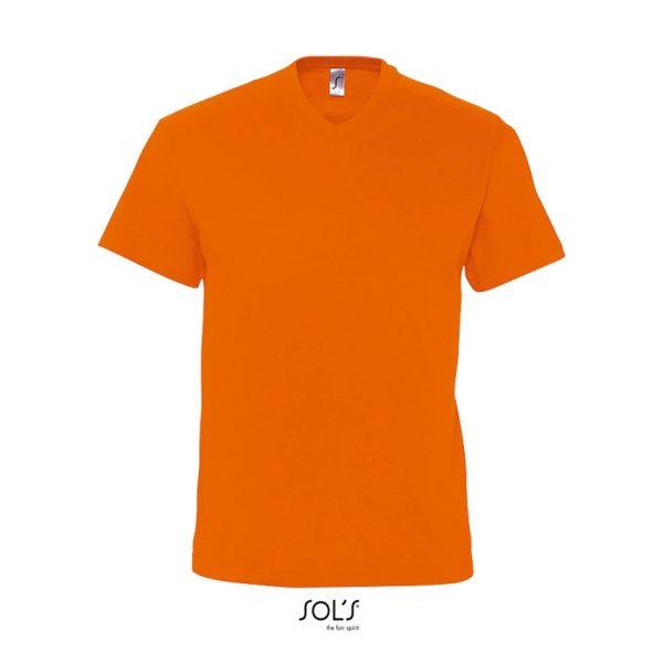 Camiseta Victory Hombre Sols - Naranja