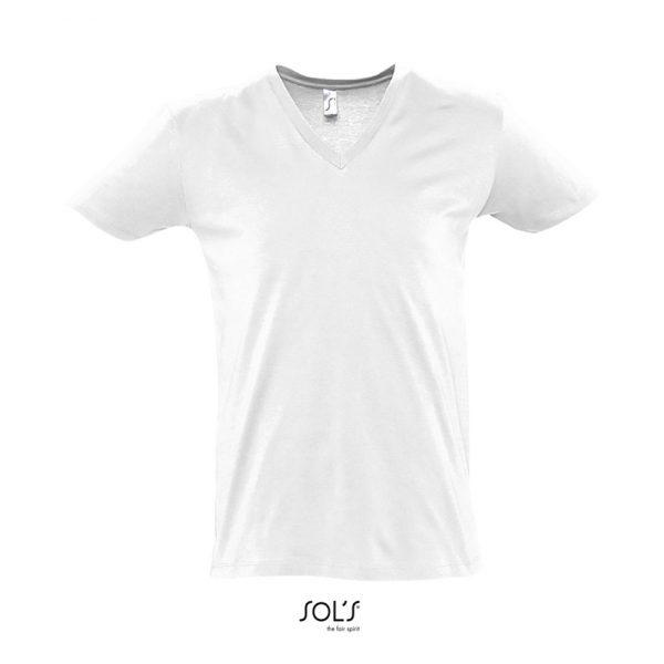 Camiseta Master Hombre Sols - Blanco