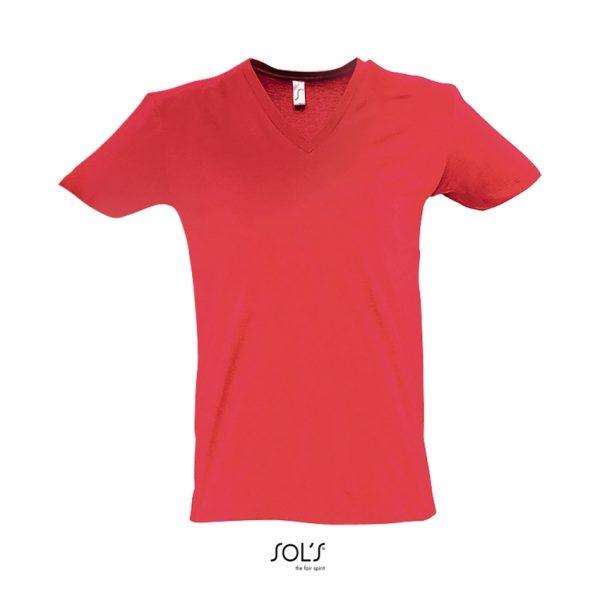 Camiseta Master Hombre Sols - Coral