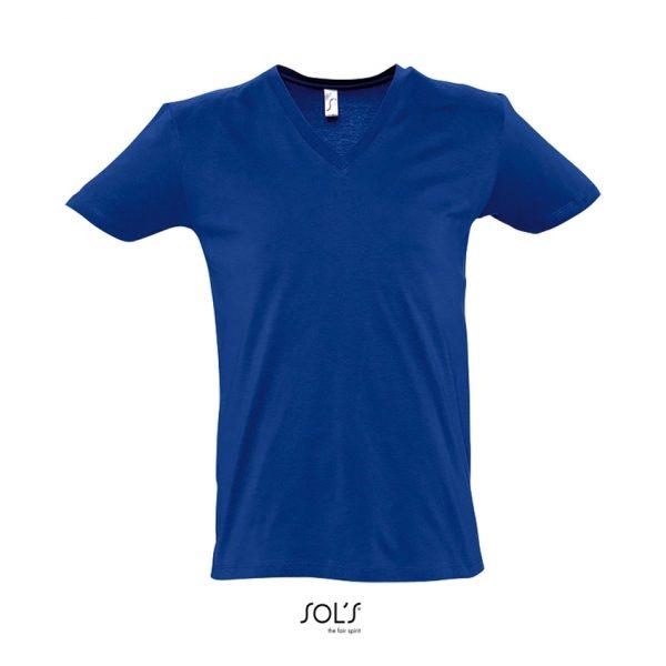Camiseta Master Hombre Sols - Azul Royal