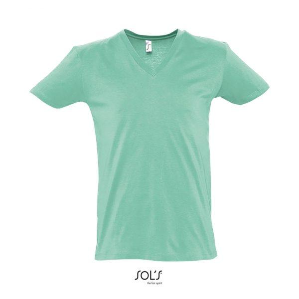 Camiseta Master Hombre Sols - Menta