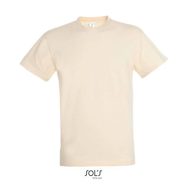Camiseta Regent Hombre Sols - Natural