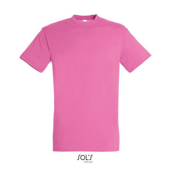 Camiseta Regent Hombre Sols - Rosa Orquídea