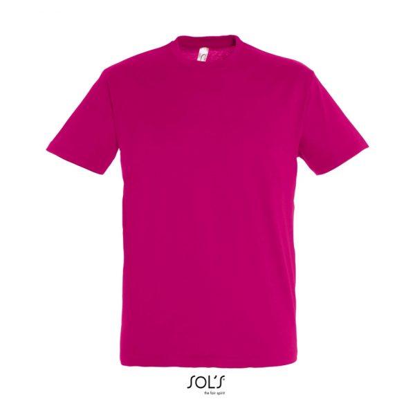 Camiseta Regent Hombre Sols - Fucsia