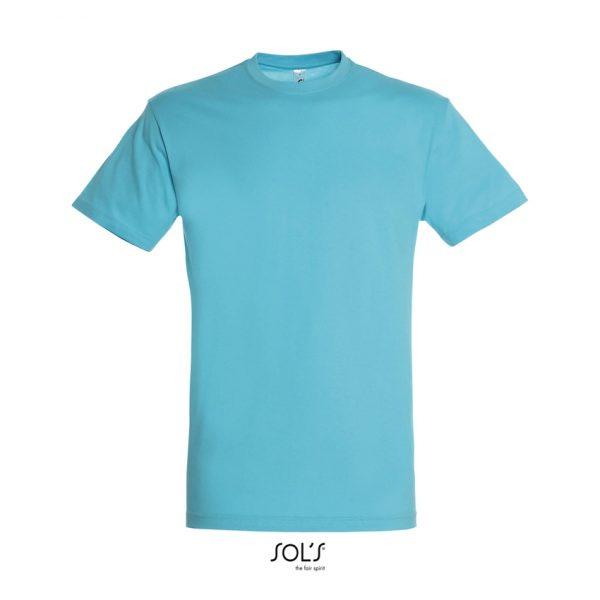 Camiseta Regent Hombre Sols - Azul Atolón