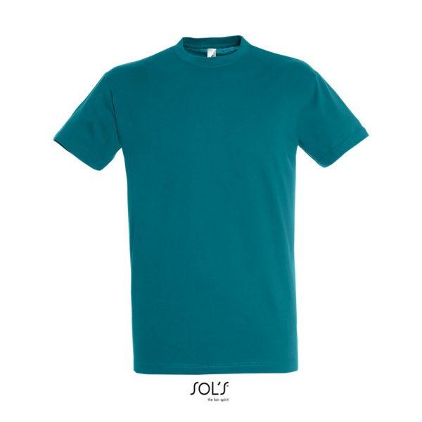 Camiseta Regent Hombre Sols - Azul Duck
