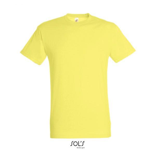 Camiseta Regent Hombre Sols - Amarillo Pálido