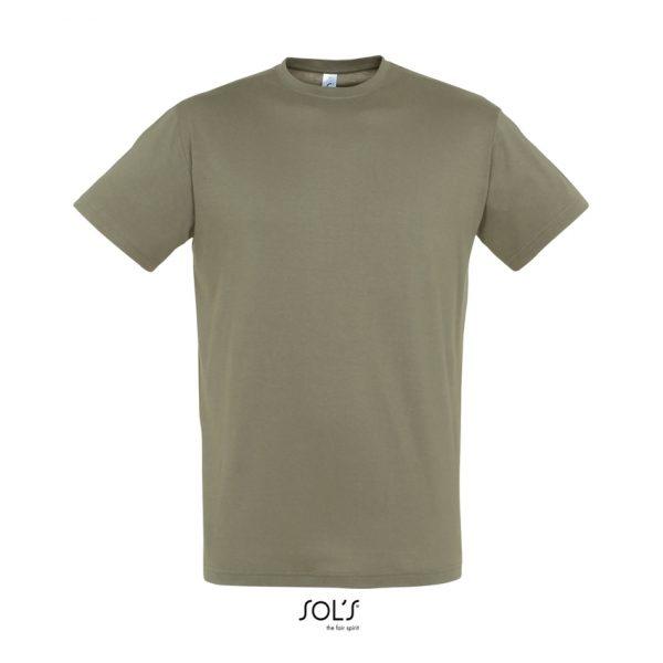 Camiseta Regent Hombre Sols - Caqui