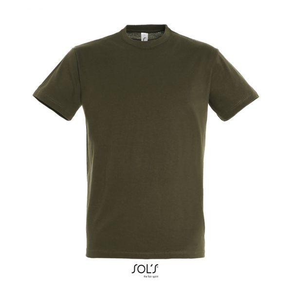 Camiseta Regent Hombre Sols - Army