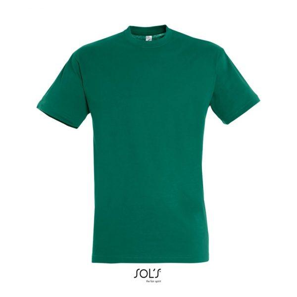 Camiseta Regent Hombre Sols - Esmeralda