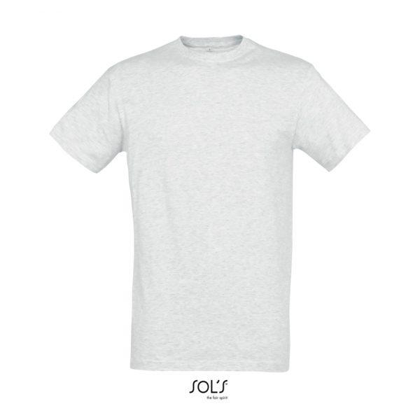 Camiseta Regent Hombre Sols - Ash