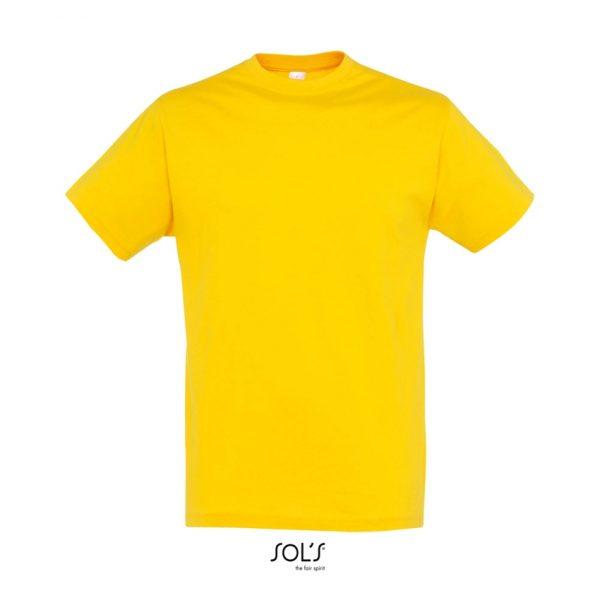 Camiseta Regent Hombre Sols - Amarillo