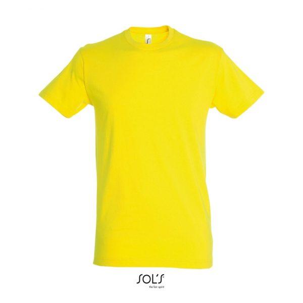 Camiseta Regent Hombre Sols - Limón