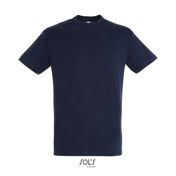 Camiseta Regent Hombre Sols - French Marino