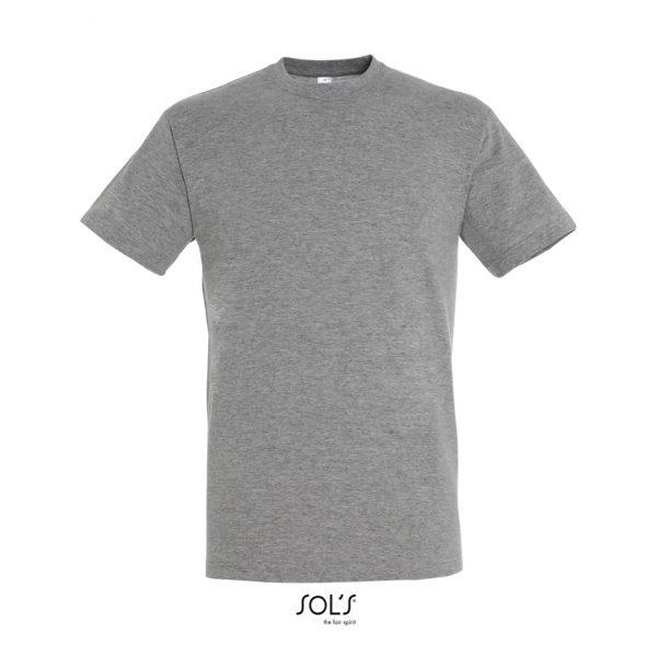 Camiseta Regent Hombre Sols - Gris Mezcla