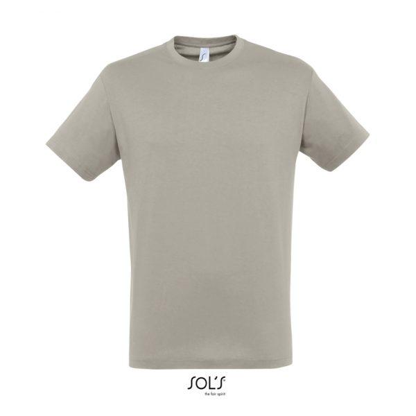 Camiseta Regent Hombre Sols - Gris Claro