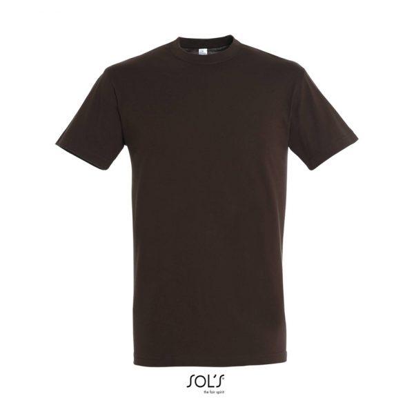 Camiseta Regent Hombre Sols - Chocolate