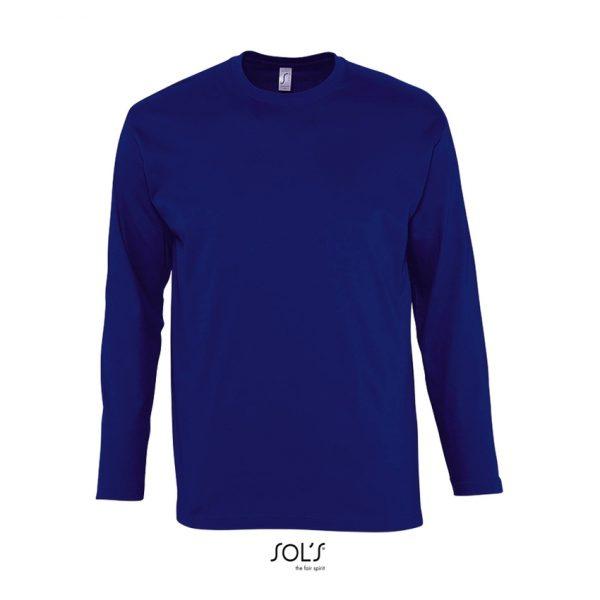 Camiseta Monarch Hombre Sols - Ultramarino