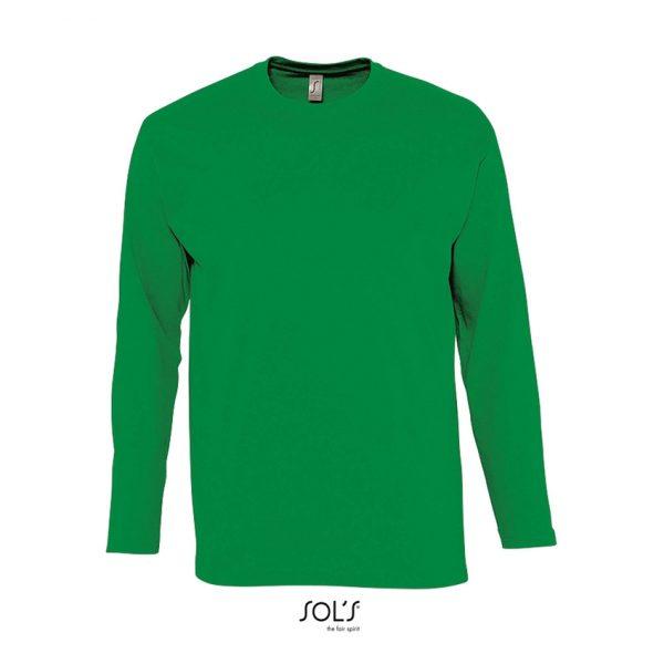 Camiseta Monarch Hombre Sols - Verde Pradera