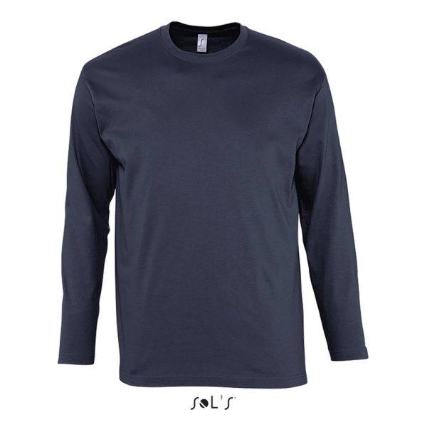 Camiseta Monarch Hombre Sols - Azul Marino