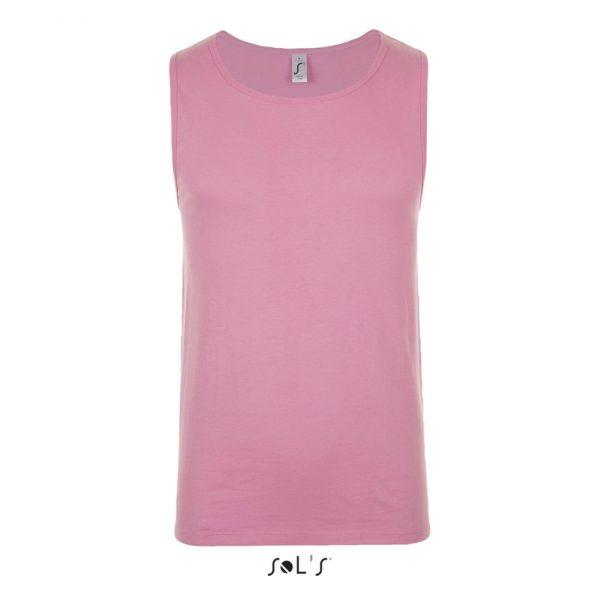 Camiseta Justin Mujer Sols - Rosa Orquídea