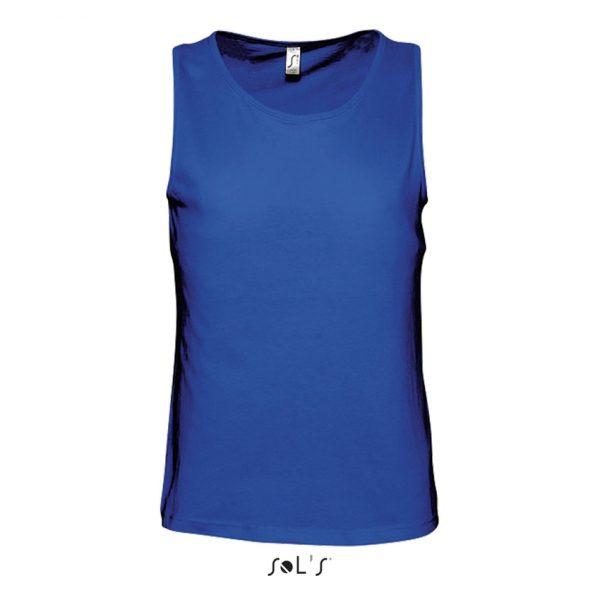 Camiseta Justin Mujer Sols - Azul Royal