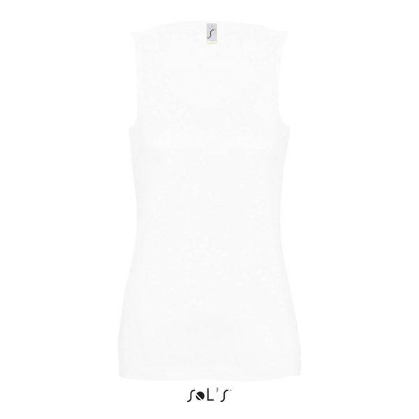 Camiseta Jane Mujer Sols - Blanco