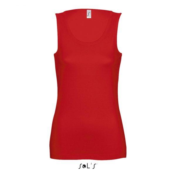 Camiseta Jane Mujer Sols - Rojo