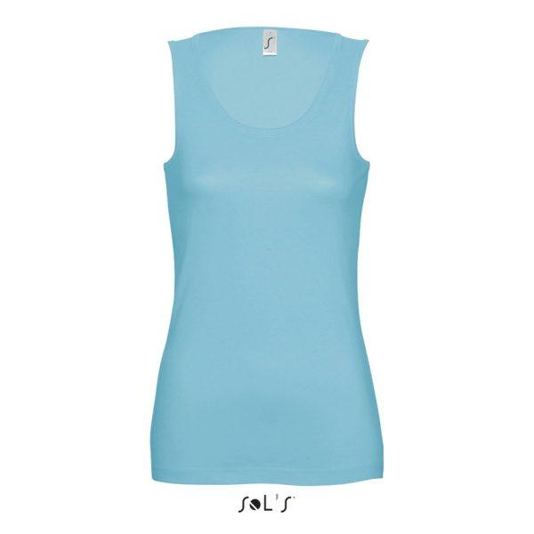 Camiseta Jane Mujer Sols - Azul Atolón