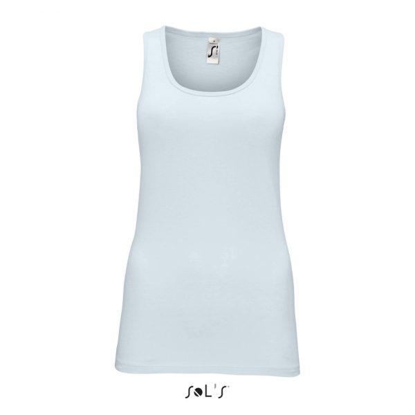 Camiseta Jane Mujer Sols - Azul Crema