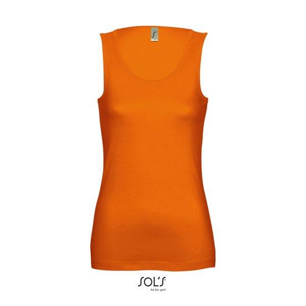 Camiseta Jane Mujer Sols - Naranja