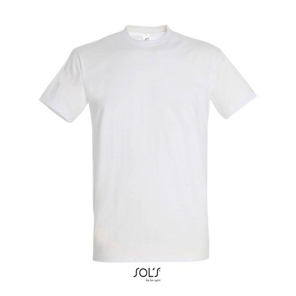 Camiseta Imperial Hombre Sols - Blanco