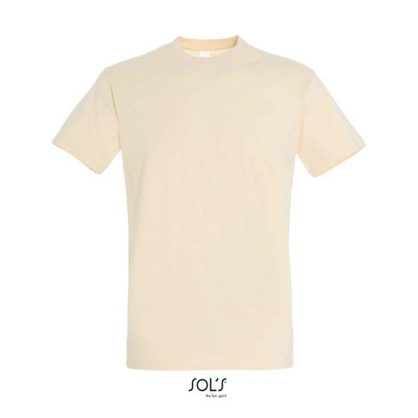 Camiseta Imperial Hombre Sols - Crema
