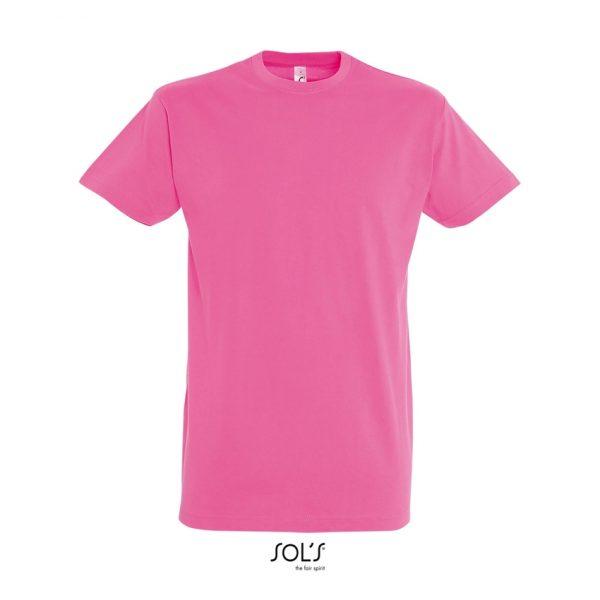 Camiseta Imperial Hombre Sols - Rosa Orquídea