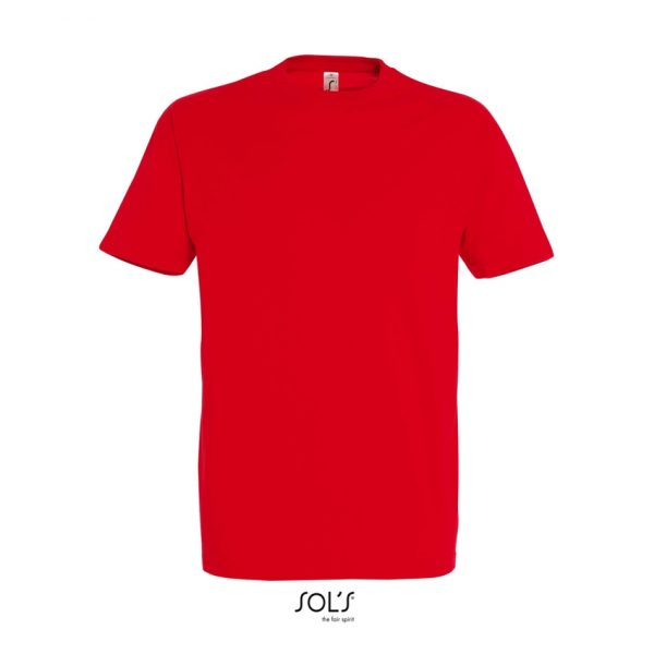 Camiseta Imperial Hombre Sols - Rojo