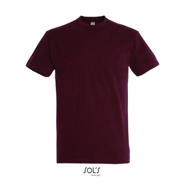Camiseta Imperial Hombre Sols - Burdeos