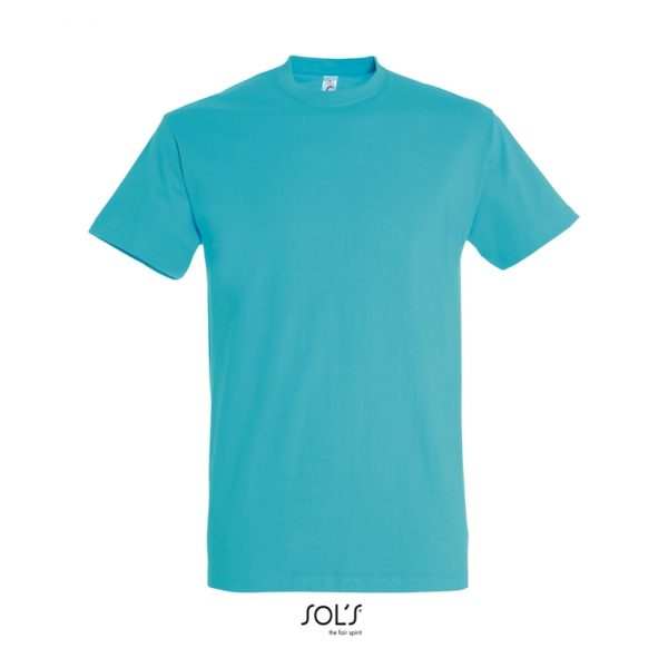 Camiseta Imperial Hombre Sols - Azul Atolón