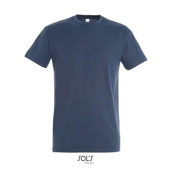Camiseta Imperial Hombre Sols - Denim