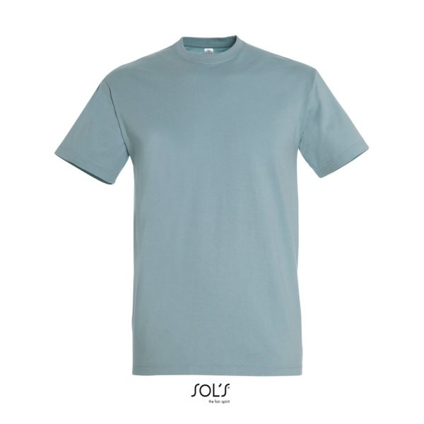 Camiseta Imperial Hombre Sols - Azul Glaciar