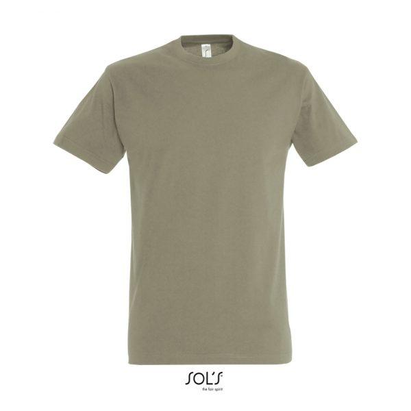 Camiseta Imperial Hombre Sols - Caqui