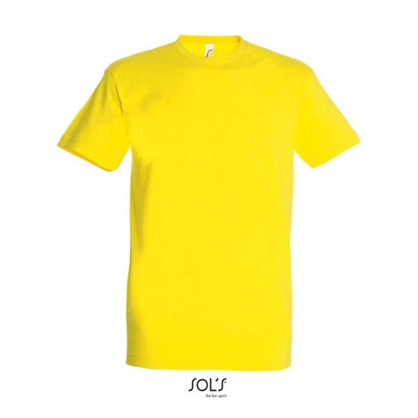 Camiseta Imperial Hombre Sols - Limón