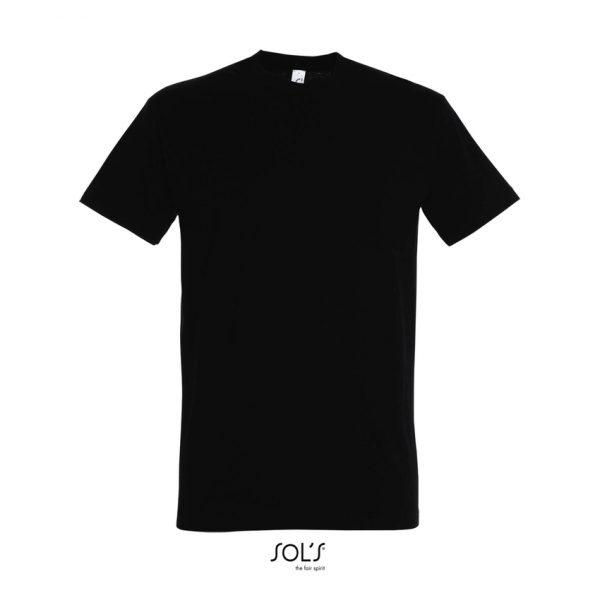 Camiseta Imperial Hombre Sols - Negro Profundo