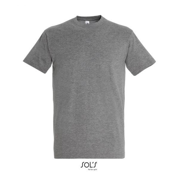 Camiseta Imperial Hombre Sols - Gris Mezcla