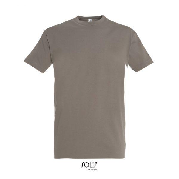 Camiseta Imperial Hombre Sols - Gris Claro