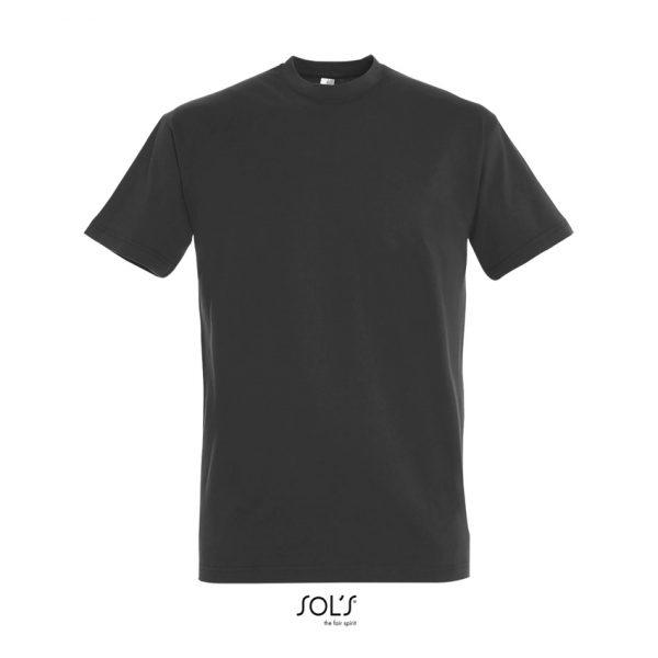 Camiseta Imperial Hombre Sols - Gris Oscuro