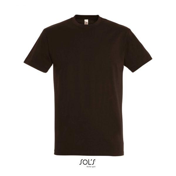 Camiseta Imperial Hombre Sols - Chocolate