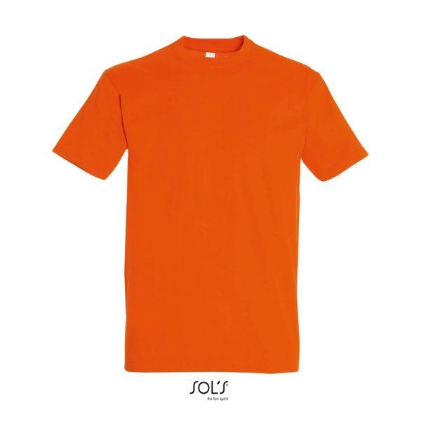 Camiseta Imperial Hombre Sols - Naranja