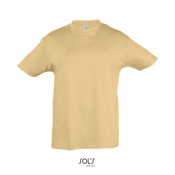 Camiseta Regent Kids Niño Sols - Arena