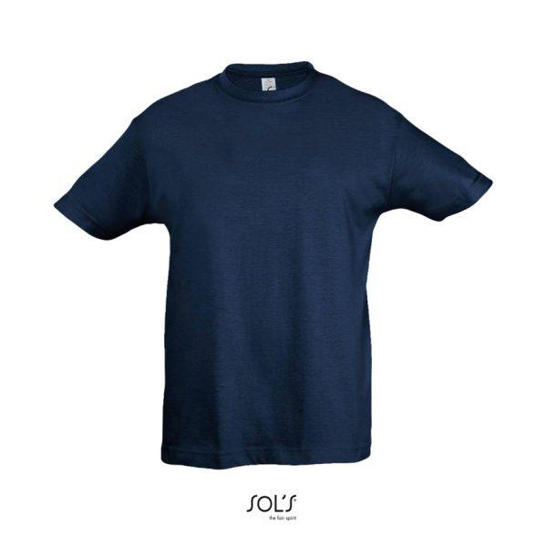 Camiseta Regent Kids Niño Sols - Denim