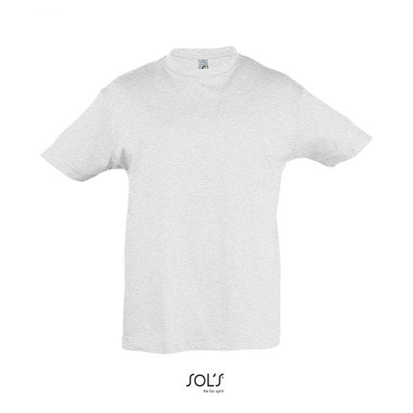 Camiseta Regent Kids Niño Sols - Ash
